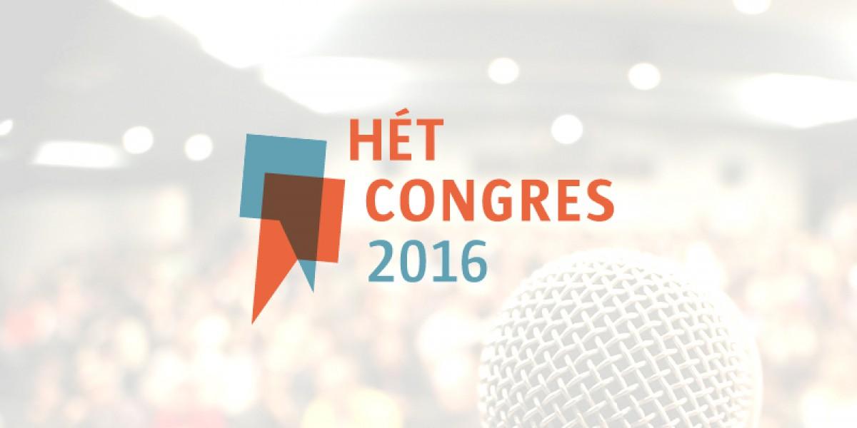Presentatie Bruggen Bouwen tijdens Lecso congres